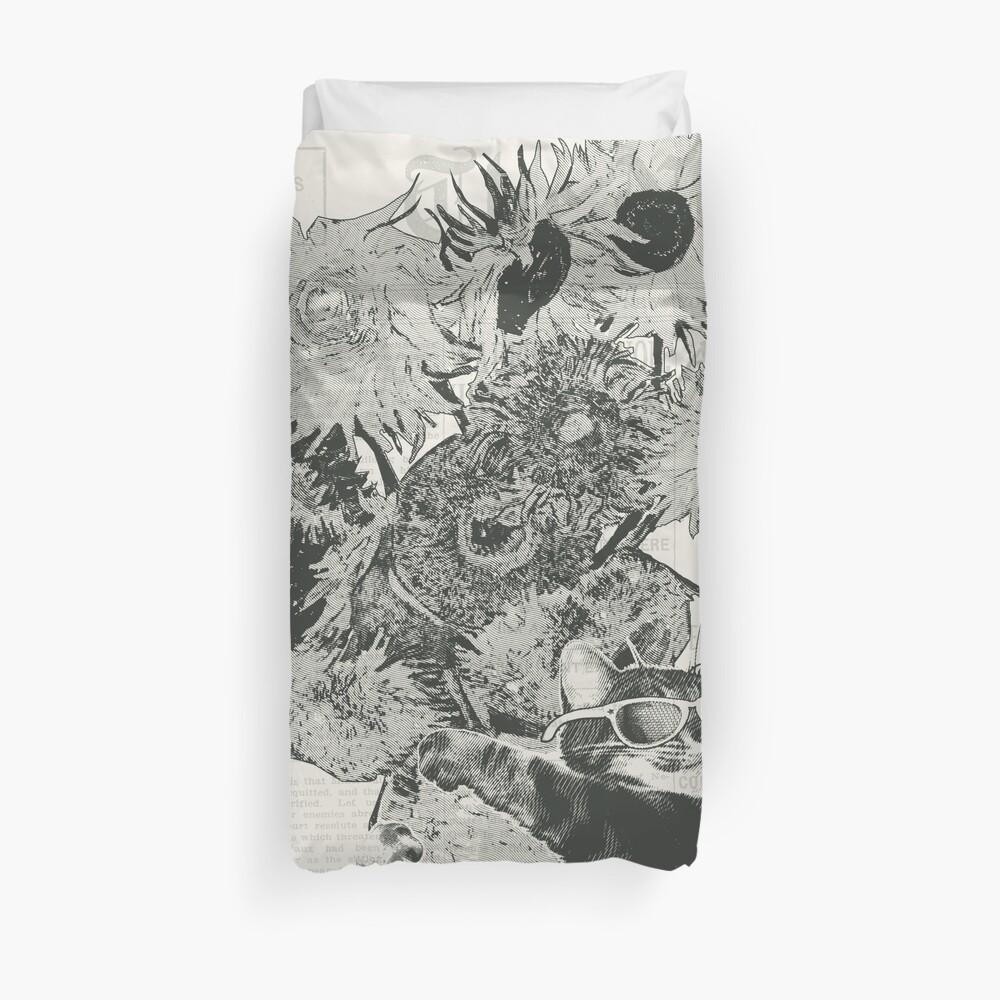 Sunflowers Bettbezug