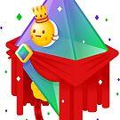 King of Diamonds by Hayden Aube