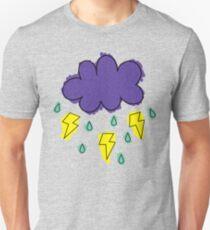 Electric storm. Unisex T-Shirt