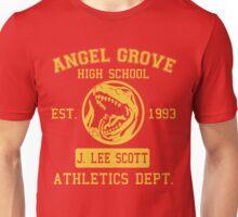 Angel Grove H.S. (Red Ranger Edition) Unisex T-Shirt