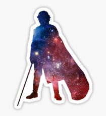 Anakin Skywalker Galaxy Sticker