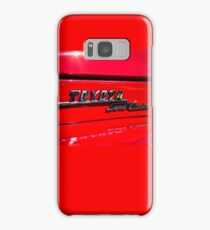 Toyota Land Cruiser emblem Samsung Galaxy Case/Skin