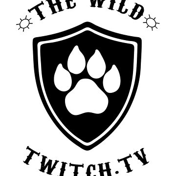 'The Wild' (Alt Logo 1) by PaperGoblin