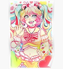 Sweets Demon  Poster
