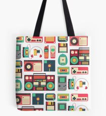 RETRO TECHNOLOGY 1.0 Tote Bag