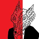Wolf in Men's Clothing 1 by riomarcos