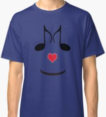 SOLD - FUN T-SHIRT FOR MUSIC LOVERS  Classic T-Shirt