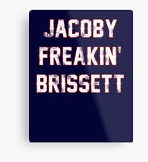 Jacoby Freakin' Brissett Metal Print