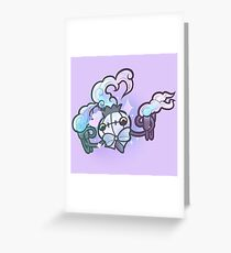 Party time, Chandelure! Greeting Card
