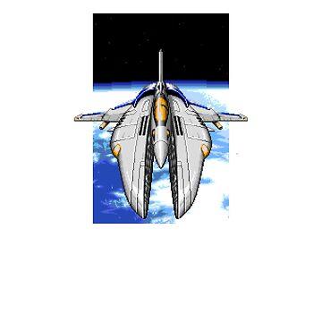 16-Bit Spacecraft by 101Force