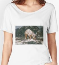 lemur at the zoo Women's Relaxed Fit T-Shirt
