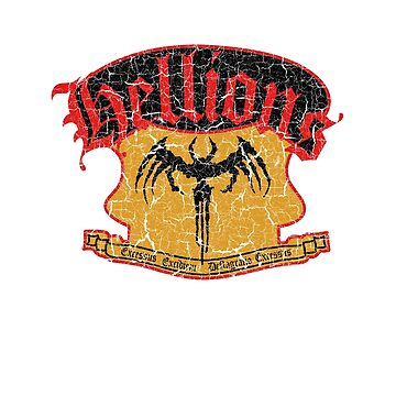 Hellions Motorcycle Club by ImSecretlyGeeky