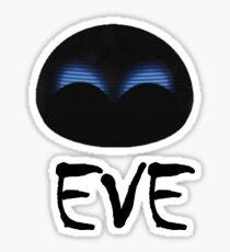 Eve Wall E Sticker