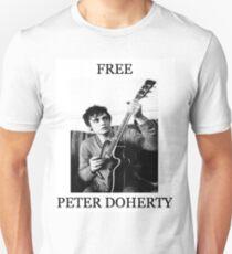 Free Peter Doherty Unisex T-Shirt
