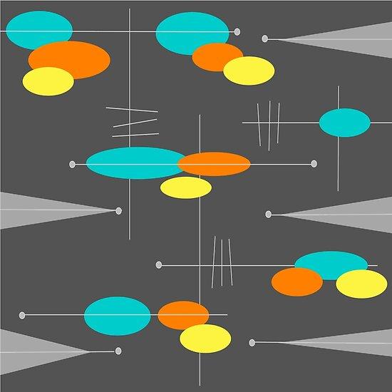 Spheres and Triangles von Gail Gabel, LLC