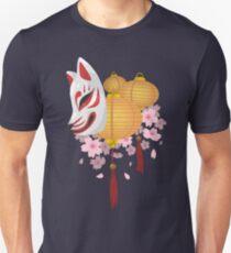 Festive Kitsune T-Shirt