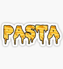 Trippy Pasta Sticker