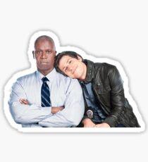 peralta & Holt Sticker