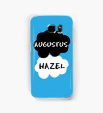 Augustus & Hazel - TFIOS Samsung Galaxy Case/Skin