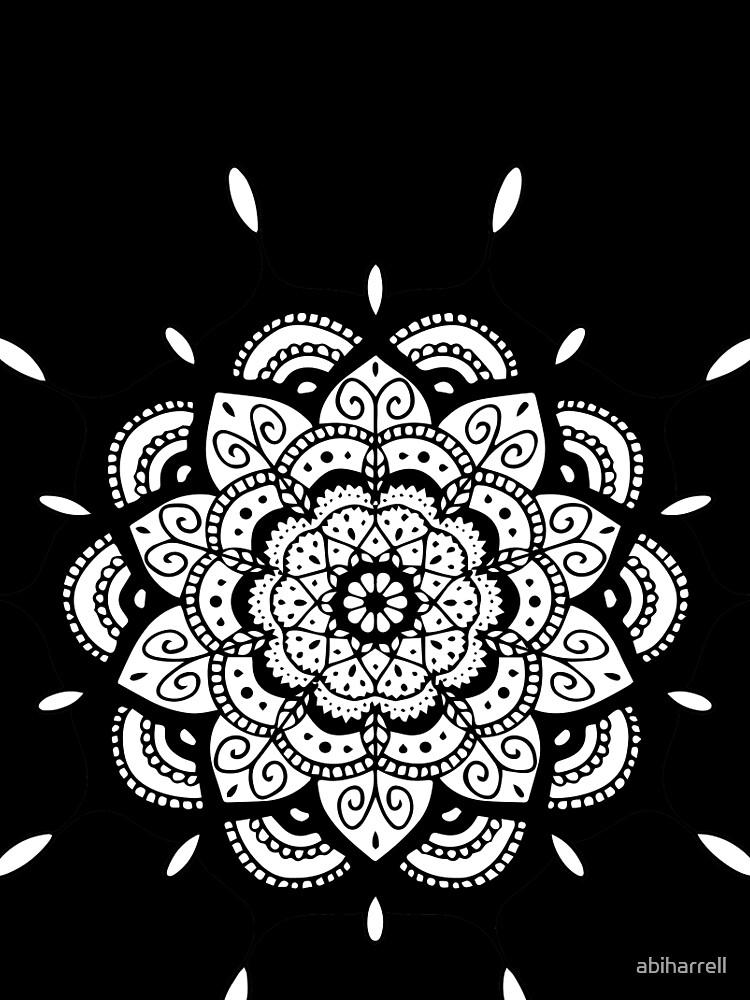 Mandala 1 by abiharrell