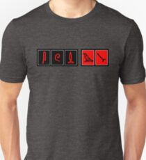 LOST Hieroglyphics (Updated) Unisex T-Shirt