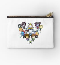 Chibi Undertale Characters Studio Pouch