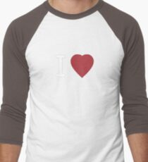 I Heart Cosplay White Text   (Clothing & Stickers)  T-Shirt