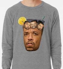 Ice Tea & Ice Cubes Lightweight Sweatshirt