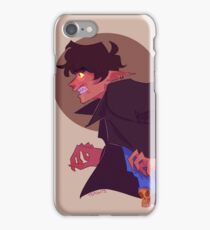 Werewolf Karamatsu iPhone Case/Skin