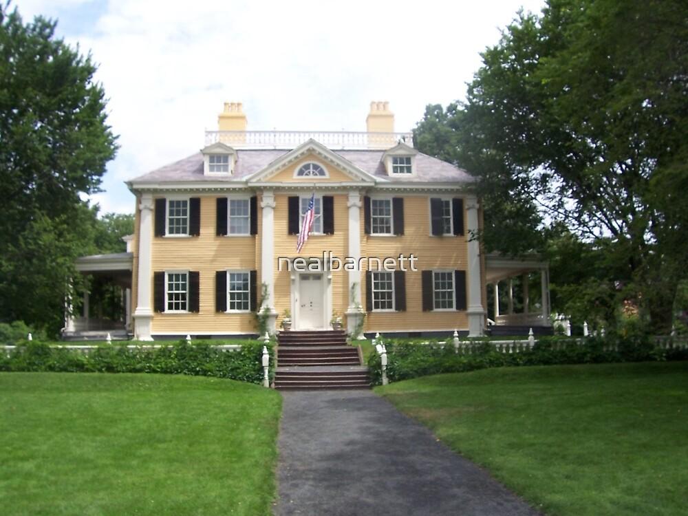 Longfellow House by nealbarnett