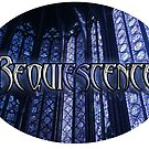 Requiescence -- Logo (Oval) by argentgames