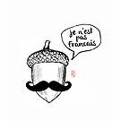 Je n'est pas Francais  by 73553