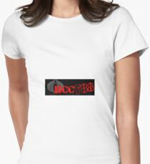 HCC788 Logo Women's Fitted T-Shirt
