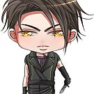 Requiescence -- Carrault Chibi by argentgames