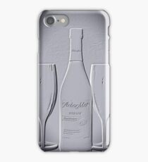 Wine forTwo - Just Imagine iPhone Case/Skin