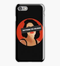 ANYTHING FOR SELENAS iPhone Case/Skin
