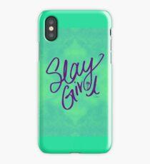 Slay Girl iPhone Case