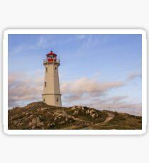Louisbourg Lighthouse  Sticker