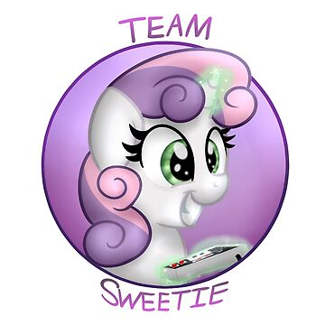 Team Sweetie Belle! by LBRCloud