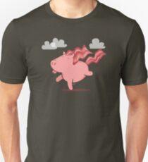 Bacon Horse Unisex T-Shirt