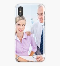 Corporate Viral Technology iPhone Case/Skin