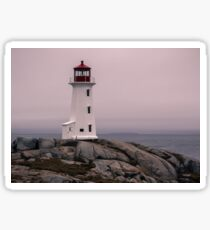 Peggy's Cove Lighthouse  Sticker