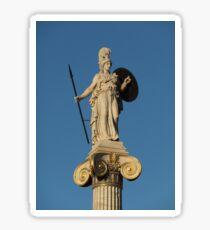 Athena Sticker