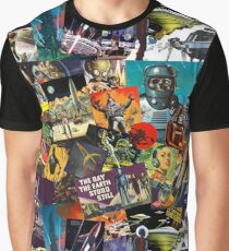 Sci Fi Retro Graphic T-Shirt