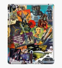 Sci Fi Retro iPad Case/Skin