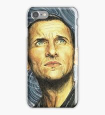 doctor who 9th iPhone Case/Skin