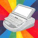 Rainbow Diamante by speakinglouder