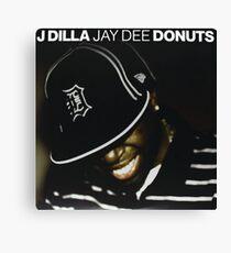 J DILLA - DONUTS Canvas Print