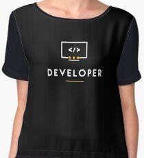 Developer Chiffon Top