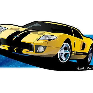 Ford GT40 by hams